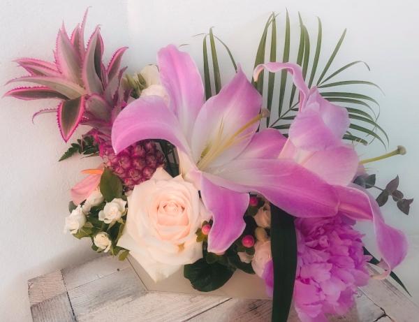 Composition Inspiration Atelier Floral 64