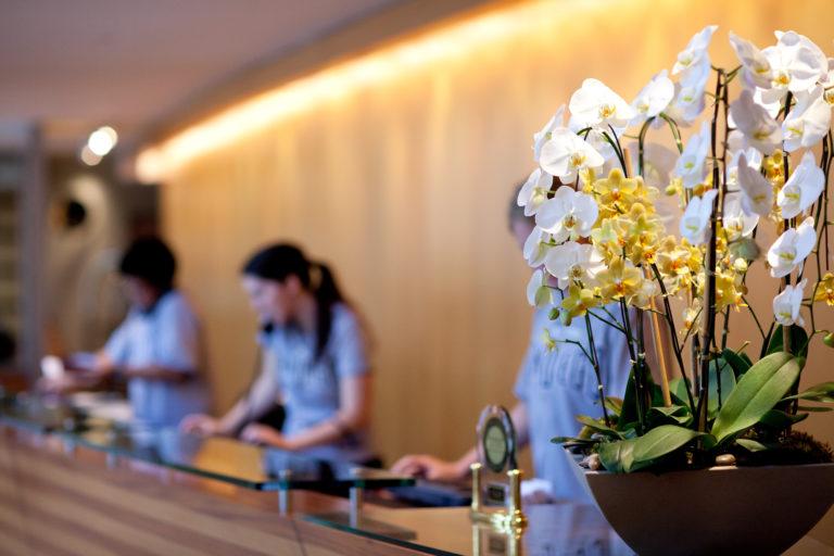 Atelier floral 64 des fleurs en réception