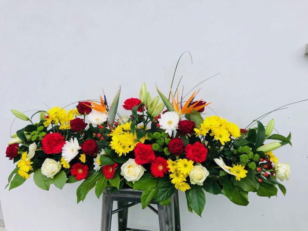 Atelier floral 64 fleurs de deuil