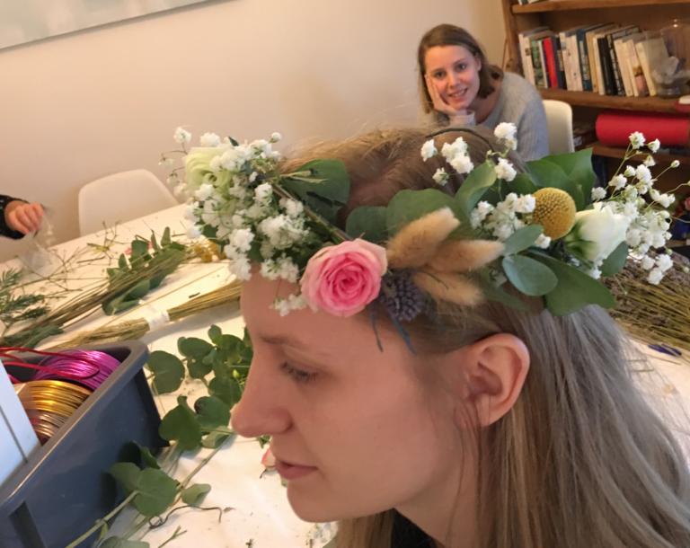 Atelier floral 64 atelier créatif