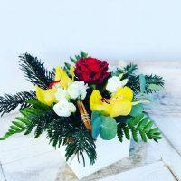 Atelier Floral 64 composition florale basse